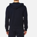 Polo Ralph Lauren Men's Double Knit Zip Hoody - Aviator Navy