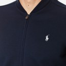 Polo Ralph Lauren Men's Double Knitted Tech Bomber Jacket - Navy
