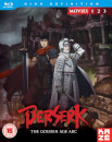 Berserk: The Golden Age Arc Movie Collection