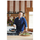 Jamie Oliver by Tefal Hard Anodised Non-Stick Frying Pan - 30cm