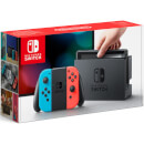 Nintendo Switch Console With Neon Red/Neon Blue Joy-Con