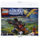 LEGO Nexo Knights: The Lava Slinger (30374)