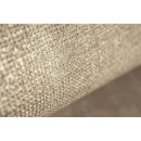 Boutique Chenille Beige and Gold Plain Metallic Wallpaper