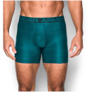 "Under Armour Men's Original 6"""" Print Boxerjock - Turquoise Sky"