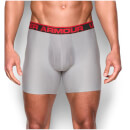 Under Armour Men's Original Series 6 Inch Boxerjock - Grey