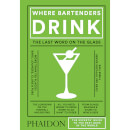 Phaidon Books: Where Bartenders Drink