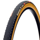 Challenge Almanzo Gravel Tubular Tyre - Black/Tan - 700c x 33mm
