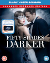 Fifty Shades Darker - Unmasked Edition (Includes Digital Download)
