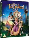Tangled 3D (Includes 2D Version) - Zavvi Exclusive Lenticular Edition Steelbook