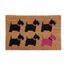Scottie Dog Doormat