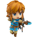 The Legend of Zelda Breath of the Wild Nendoroid Link Figure
