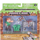Minecraft Alex and Skeleton Horse Pack