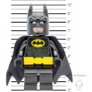 LEGO Batman Movie: Batman Minifigur Uhr