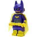 LEGO Batman Movie: Batgirl Minifigure Clock