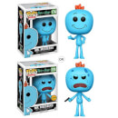 Figurine Pop! Mr. Meeseeks - Rick et Morty