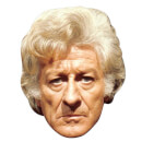 Doctor Who The Third Doctor Mask