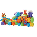 Vtech Baby Gearzooz Gear Up & Go Train