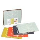 Orla Kiely Placemats Linear Stem (Set of 4)