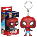 Porte-Clef Pocket Pop! Spider-Man Costume Maison