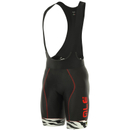 Alé PRR 2.0 Flowers Bib Shorts - White/Black