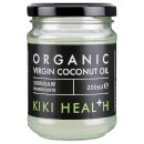 KIKI Health Organic Raw Virgin Coconut Oil 200 ml