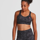 XL - IdealFit Sports Bra - Stargaze Print