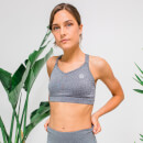 L - Core Sports Bra - Grey