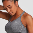 IdealFit Core Sports Bra - Grey