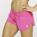 XL - IdealFit 4-Way Stretch Shorts - Pink