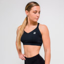 XS - Core Sports Bra - Black
