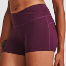 IdealFit Core Training Shorts - Dark Berry