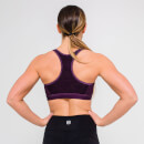 XS - Core Sports Bra - Dark Berry