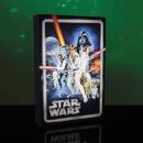 Star Wars: Episode IV: A New Hope 12 Inch Luminart Canvas