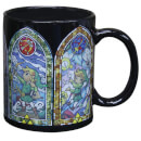 The Legend of Zelda: Wind Waker Link's Heat Changing Mug - Black