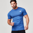 Seamless Short-Sleeve T-Shirt - XXL - Navy