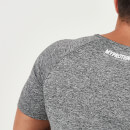 Dry-Tech T-Shirt - S - Charcoal Marl