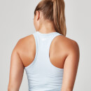 Seamless Vest - XL - Smoke Blue