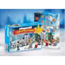 Playmobil Jewel Thief Police Operation Advent Calendar with Working Safe and Money Box Function (9007)