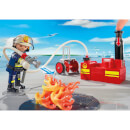 Playmobil City Action Firefighting Operation with Water Pump (5397)
