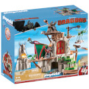 Playmobil How to Train Your Dragon: Dragon-Rider Fortress (9243)