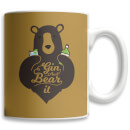 Gin And Bear It Mug