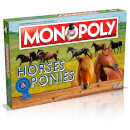 Monopoly Board Game - Horses and Ponies Edition