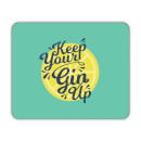 Keep Your Gin Up Placemat