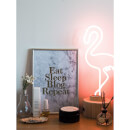 Flamingo Neon Table Lamp - Pink