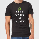 Beershield Don't Worry Be Hoppy Men's T-Shirt