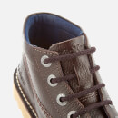 Kickers Kids' Kick Hi Boots - Dark Brown