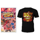 Ultra Street Fighter II: The Final Challengers + Street Fighter 30th Anniversary T-Shirt