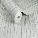 Boutique Jutte Textured Plain Metallic Wallpaper - Nude