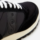 Saucony Men's Jazz Original Vintage Trainers - Black/Black