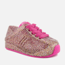 Mini Melissa Toddlers' Love System 18 Trainers - Pink Glitter